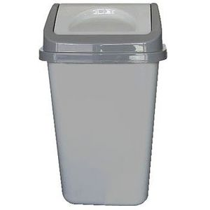 Total Office Solutions Rectangle Bin 22ltr