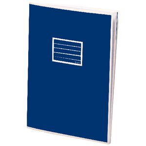 Semikolon Exercise Book A6 Blue