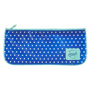 Smash Single Zip PVC Pencil Case Medium Attaché