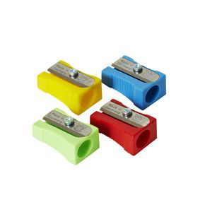 Studymate Plastic Wedge Sharpener, Single Hole
