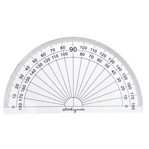Studymate Protractor, 180 Degree