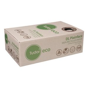 Tudor Eco DL Recycled Envelopes 500 Pack