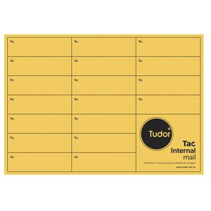 Tudor interoffice c4 envelopes kraft 250 pack officeworks for Interoffice mail envelope template