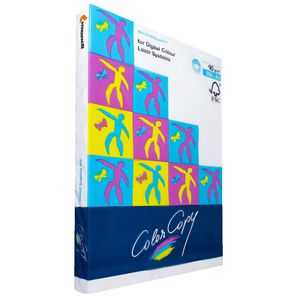 Color Copy 90gsm A4 Digital Copy Paper 250 Sheet Ream