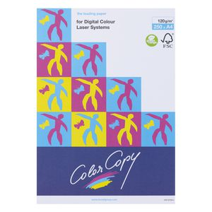 Color Copy 120gsm A4 Digital Copy Paper 250 Sheet Ream