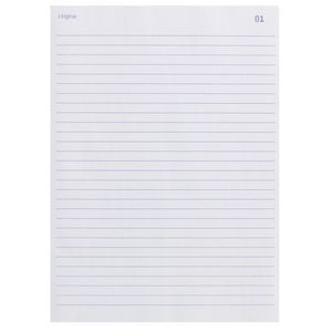 Olympic No.707 Record Book Carbonless Triplicate