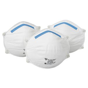 Protector P2 Workmate Plus Respirator 3 Pack