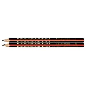 Staedtler Jumbo Triangular Graphite Pencils 2B 2 Pack