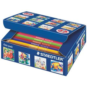 Staedtler Noris Club Colour Pencil 144 Pack