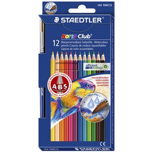 Staedtler Watercolour Pencils Pk/12
