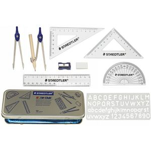 Staedtler Noris Club Maths Set 10 Piece