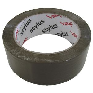 Vibac 36mm x 75m Packaging Tape Brown