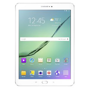 "Samsung Galaxy Tab S2 9.7"" Cellular Tablet White"