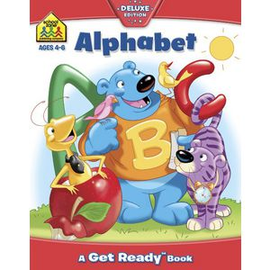 School Zone Alphabet Book