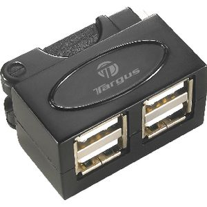 Targus 4 Port USB 2.0 Travel Hub