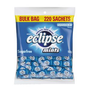 Eclipse Mints Peppermint 220 Pack