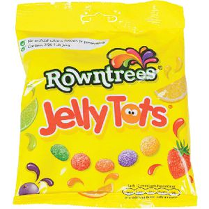 Rowntrees Jelly Tots 160g
