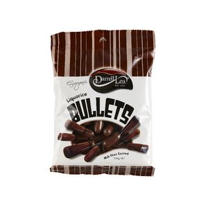 Darrell Lea Milk Chocolate Bullets 200g
