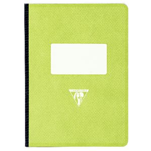 Clairefontaine 1951 Clothbound A5 Notebook 96 Page Green