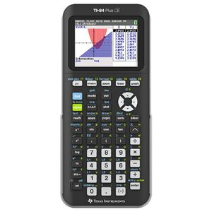Texas Instruments TI-84 Plus CE Calculator