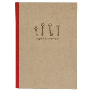 Clairefontaine Large Notebook Key 64 Page