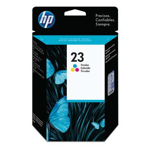 HP 23 Tri-Colour Ink