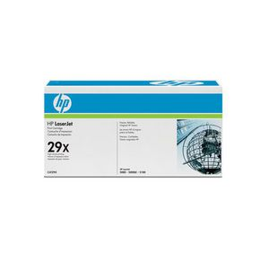 HP 29X C4129X High Yield LaserJet Toner Cartridge Black