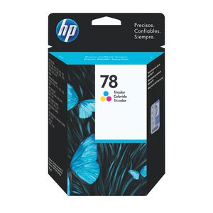 HP 78 Tri-Colour Ink