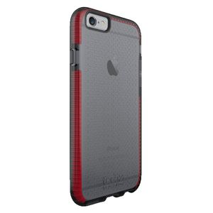 Tech21 Evo Mesh Case for iPhone 6 and 6s Smokey Red