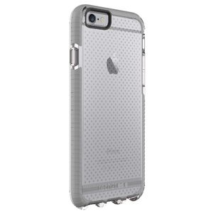Tech21 Evo Mesh Case for iPhone 6 and 6s Clear Grey