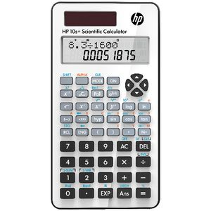 HP HP10s Scientific Calculator