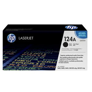 HP Q6000A Black Toner