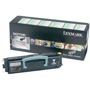 Lexmark 34217HR Black Toner