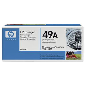 HP 49A Black Toner