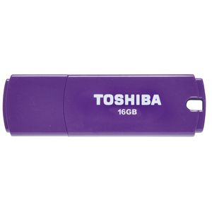 Toshiba 16GB Purple Flash Drive