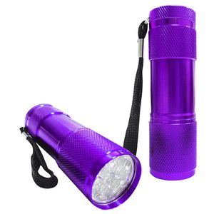 Mini LED Torch Purple