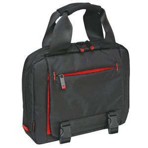 "Tosca Light-weight Notebook Bag 15"" Black"