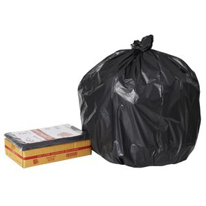 Tailored Packaging Heavy Duty Bin Liners 120L 100 Pack Black