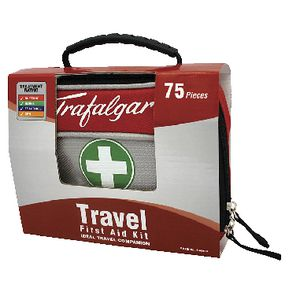 Trafalgar Travel First Aid Kit 75 Piece