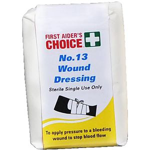 First Aiders Choice Wound Dressing Small