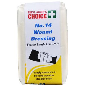 First Aiders Choice Wound Dressing Medium