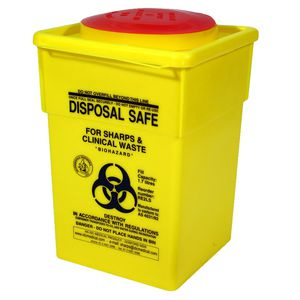 Sharps Disposal Safe Container 1.7L