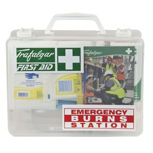 Trafalgar 19 Piece Emergency Burns Station