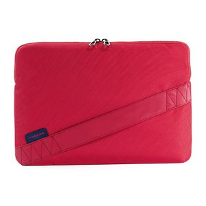 "Tucano Bisi Second Skin Laptop Sleeve 13.3"" Red"