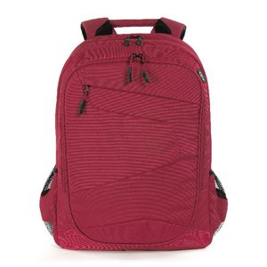 "Tucano Lato 17"" Laptop Backpack Red"