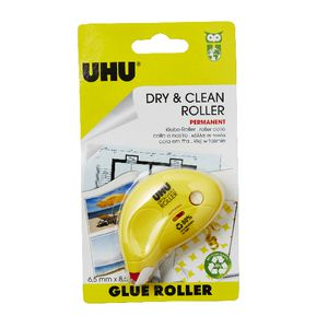 UHU Dry and Clean Roller 6.5mm x 8.5m