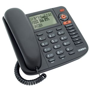 Uniden FP 1355 Digital Corded Phone & Answering Machine