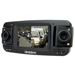 Uniden GOCAM850 3 Cam In Car Vehicle Recorder
