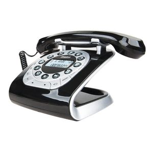 Uniden Modro Retro Corded Phone