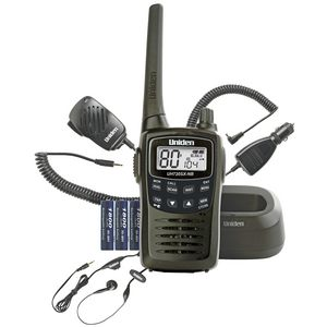 Uniden UH720SX UHF Handheld Radio Single Pack